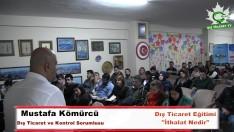 Ücretsiz Dış Ticaret Eğitimi-İTHALAT