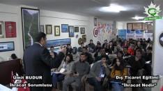 Ücretsiz Dış Ticaret Eğitimi- İHRACAT