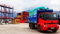 Dış ticaret hacmi yüzde 8.6 arttı
