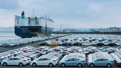 'Türkiye, AB'ye motorlu taşıt ihracatında ilk sırada'