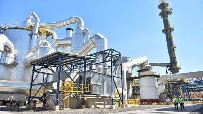 Cengiz Holding 2023'e kadar 1 milyar dolarlık yatırım yapacak