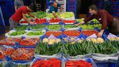 Egeli yaş meyve sebze ihracatçılarının milyar dolar hedefi