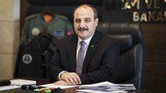 Sanayi ve Teknoloji Bakanı Varank: Üretim öncülüğünde büyüme için çalışıyoruz