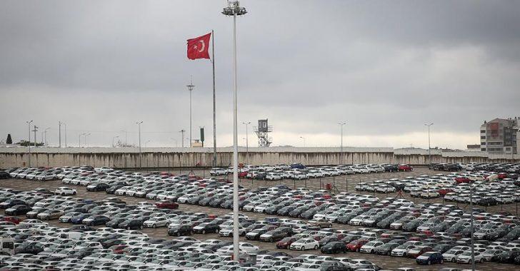 Otomotiv sektöründen Cumhuriyet tarihinin ihracat rekoru
