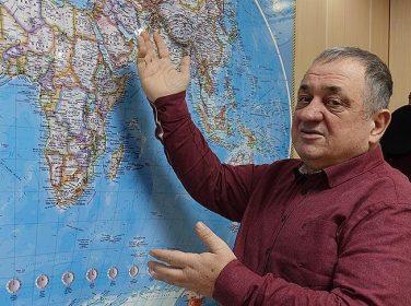Rusya'ya 30 bin ton kabak ihraç edildi