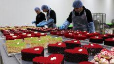 Kocaeli'den dünyaya 'kalp dolusu' ihracat