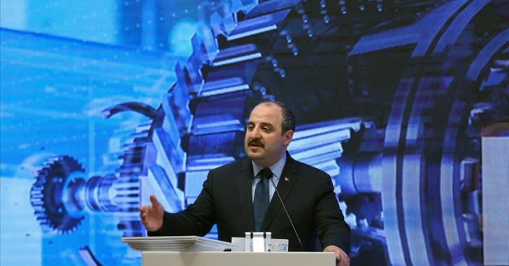 Sanayi ve Teknoloji Bakanı Varank: Almanya Türkiye'nin en büyük ticaret ortağı
