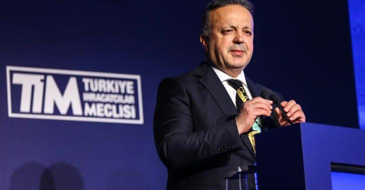 TİM Başkanı Gülle: 200 milyar dolarlık ihracatı aşmaya daha kararlı yürüyoruz