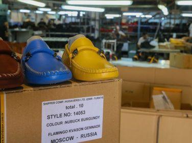 Ayakkabı ihracatçıları Rusya'dan siparişlerle döndü