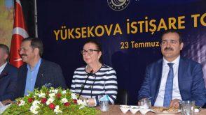 'Hedefimiz ticaretin en kolay yapıldığı ülkeler seviyesine yükselmek'