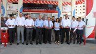 Türkiye Petrolleri yöneticileri Gaziantep'te