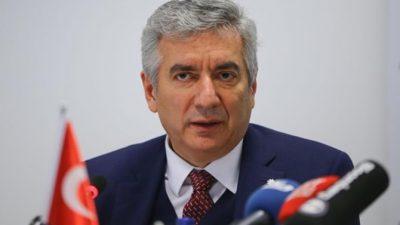 İSO Başkanı Bahçıvan: Tüm sanayi sektörleri, mücbir sebep kapsamına alınmalı